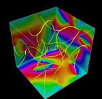 Kosmische snaren: het zoeken naar defecten in de structuur van het heelal