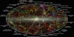 Hubble focust op de Norma Cluster, centrum van de Grote Aantrekker