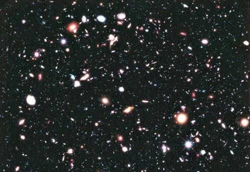 Hubble-XDF