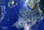 NASA vindt aanwijzingen dat de McLaughlin krater op Mars ooit een meer was