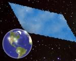 Magnetometers moeten in de gaten houden of de aarde een domeinmuur passeert