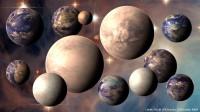 potentieel leefbare exoplaneten