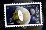 New Horizons krijgt mogelijk eigen postzegel