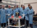 Lancering van de eerste smartphone in de ruimte 'STRaND-1′ gepland voor 25 februari