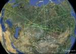 Geluid Tsjeljabinsk-meteoriet was duizenden kilometers verderop hoorbaar