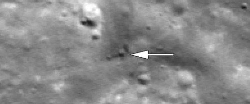 grail A crater