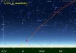 Een zoekkaartje voor Komeet PANSTARRS – dit keer de juiste!