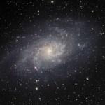Messier Maandag – M33, de Driehoeksnevel