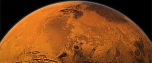 Mars noord ANL