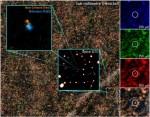 Sterrenstelsel in vroege heelal ontdekt met gigantische stervorming