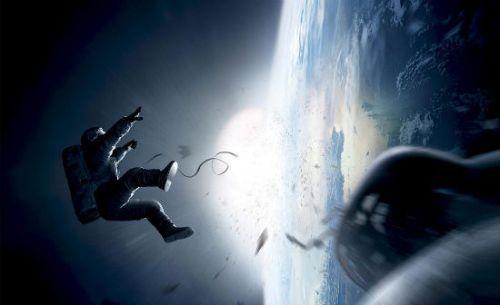 Gravity (credit: Warner Brothers)
