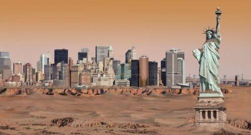 NYC Mars