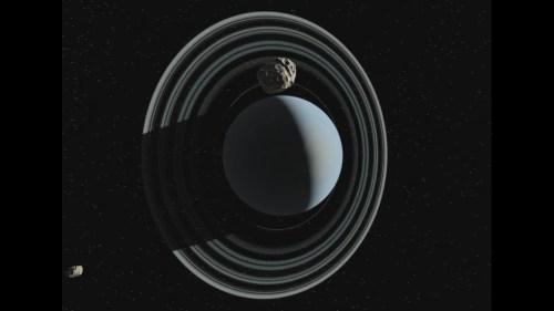 Uranus centaurs