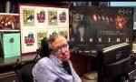 Stephen Hawking kwam niet naar Comic-Con – hij had een lekke band