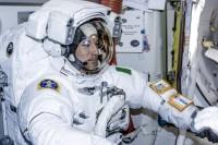 Luca Parmitano is klaar voor z'n eerste ruimtewandeling