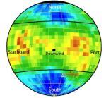 Kosmische straling bevestigt richting interstellair magnetisch veld