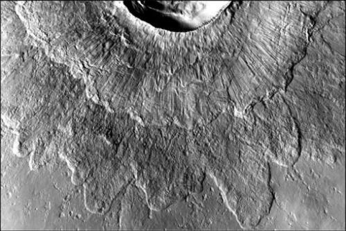 DLE crater