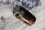 Gelanceerd Japans ruimtevrachtschip Kounotori 4 (HTV-4) onderweg naar ISS