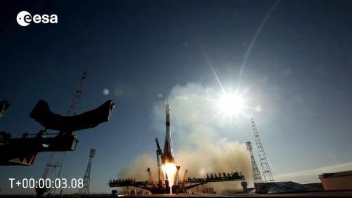 The_Soyuz_launch
