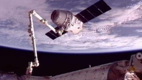 archiefbeeld ruimtecargo