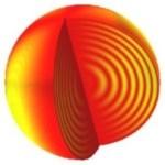 Nieuwe methode om de zwaartekracht van een ster te meten