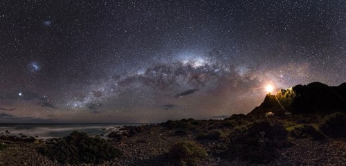 Guiding Light to the Stars, credit: Mark Gee