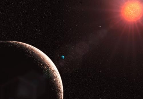 exoplanet general Gliese 581e