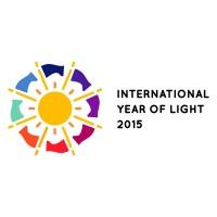 Het logo van het Internationale Jaar van het Licht 2015