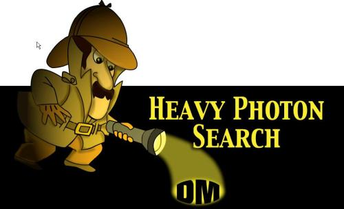 Heavy Photon Search