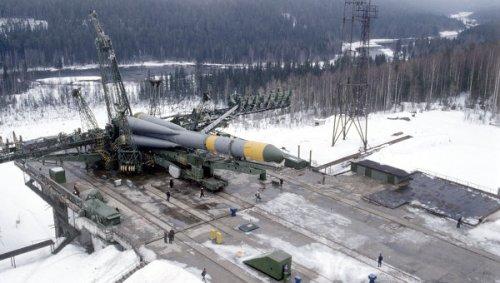 Lanceerbasis Plesetsk (credit: RIA Novosti)