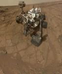 Curiosity stuurt ons een selfie vanaf Mars