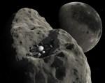 Planetoïden zijn ideaal voor ruimtebases