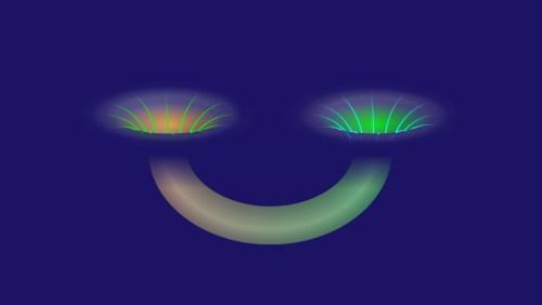 quantum wormhole