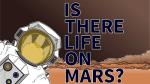 Video: is er leven op Mars?
