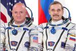 Deze heren zullen vanaf maart één jaar lang in het ISS verblijven