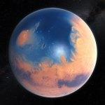 Mars: de planeet die een oceaan aan water kwijtraakte