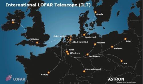 De grootste radiotelescoop ter wereld zal nog groter worden. LOFAR (Low Frequency Array) gaat zich uitbreiden naar Ierland. Dit is niet alleen goed nieuws voor de Ierse astrofysica, maar ook voor de International LOFAR Telescope (ILT).