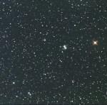 De kleine Halternevel (M76) vanuit de Prov…eh..vanuit de Biesbos