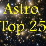 Reminder: Doe mee met de Astro Top 25 | 2016