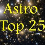 Reminder: Doe mee met de Astro Top 25 | 2016