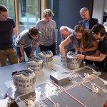 Astronomen bouwen de meest geavanceerde sterrenwacht ter wereld na met LEGO®