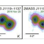 Bruine dwerg blijkt eigenlijk dubbelplaneet te zijn