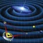 Zwaartekrachtgolf-detector LISA kan ons meer vertellen over donkere materie