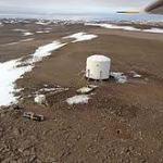 FMARS, Devon Island, Canada, net Mars maar dan mét ijsberen.