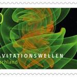 Duitsland komt 7 december met postzegel over zwaartekrachtgolven