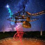 Geheimzinnige extragalactische radioflitsen afkomstig van exotische bron