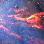 ALMA brengt het inwendige web van de Orionnevel – een stellaire kraamkamer – in beeld