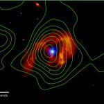 NASA's NuSTAR laat zien dat superster Eta Carinae een bron van kosmische straling is