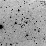 Drie keer raden hoe het zwarte gat heet dat het dichtst bij de aarde staat