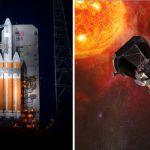 Parker Solar Probe is gelanceerd en onderweg naar de zon